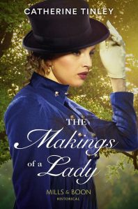 Catherine Tinley author – Regency Romance – Harlequin Historical