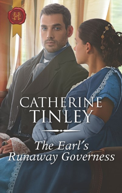 The Earl's Runaway Governess by Catherine Tinley @CatherineTinley @MillsandBoon @rararesources #blogblitz #bookreview #RegencyRomance #HistoricalRomance #giveaway